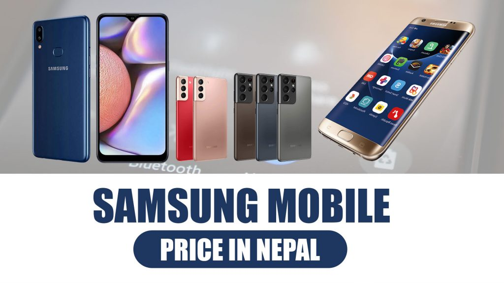 Samsung Price in Nepal